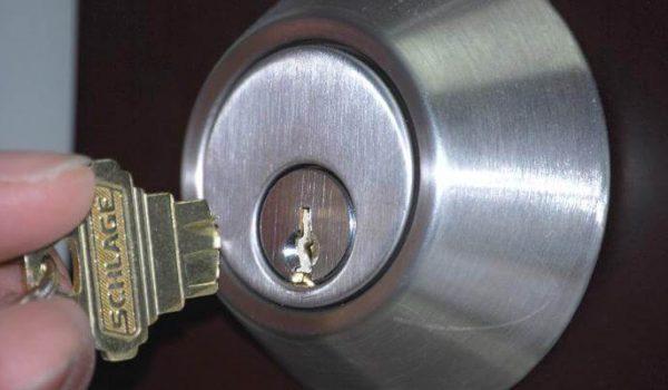 Broken Key Extraction From Mailbox Lock