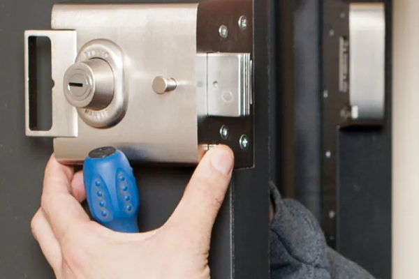 Our Lock Installation Process