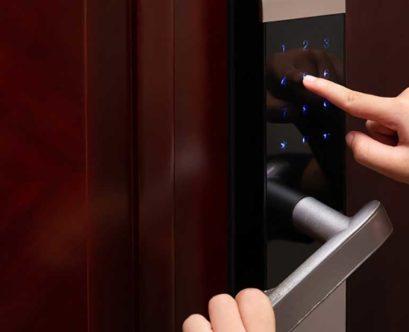 Keyless-Door-Lock